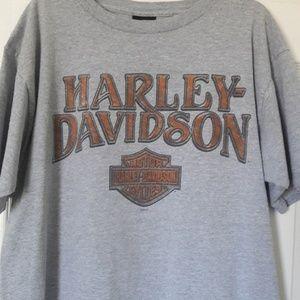 Harley-Davidson Italy t-shirt XL